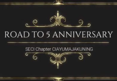 Anniversary 5th Chapter Ciayumajakuning