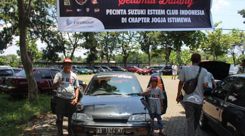 Muschap & First Anniversary Chapter Jogja Istimewa