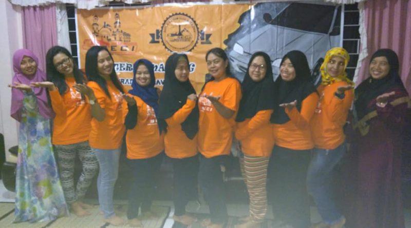 Anniversary ke 4 Chapter Semarang di Villa Taman Raya Bandungan