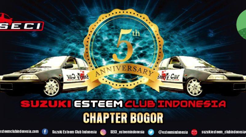 Anniversary ke 5 Chapter Bogor